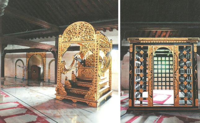Masjid Gedhe Kauman Dunia Jakarta Islamic Centre Gede Kota Yogyakarta