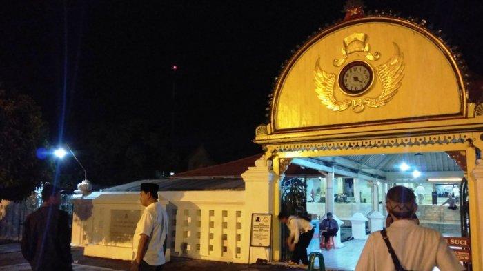 Masjid Gedhe Kauman Gelar Tarawih Pertama Ramadan Kota Yogyakarta