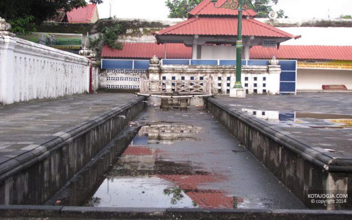 Masjid Gedhe Kauman Kotajogja Gede 8 Kota Yogyakarta