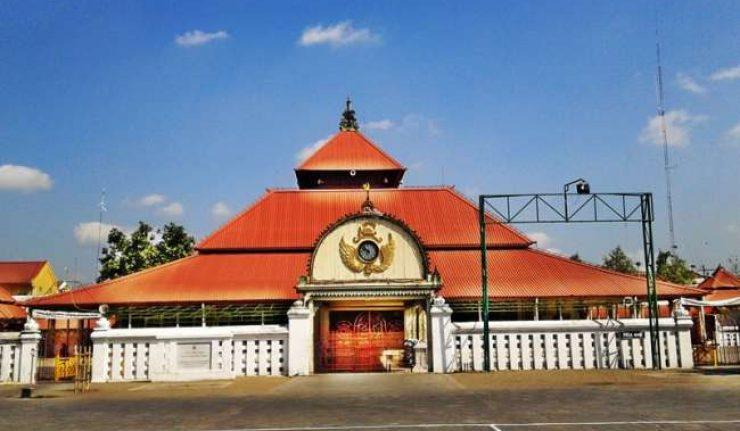 Masjid Gedhe Kauman Saksi Bisu Lahirnya Gerakan Muhammadiyah Kota Yogyakarta