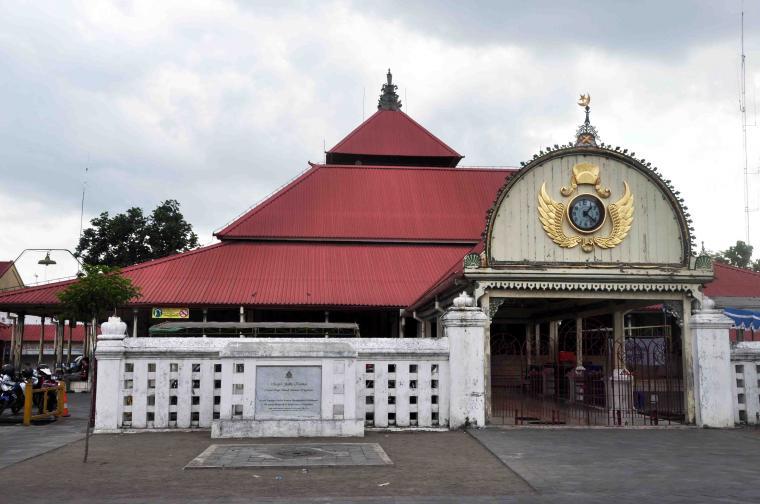 Masjid Gedhe Kauman Tetap Menawan Oleh Arif Hakim Kota Yogyakarta
