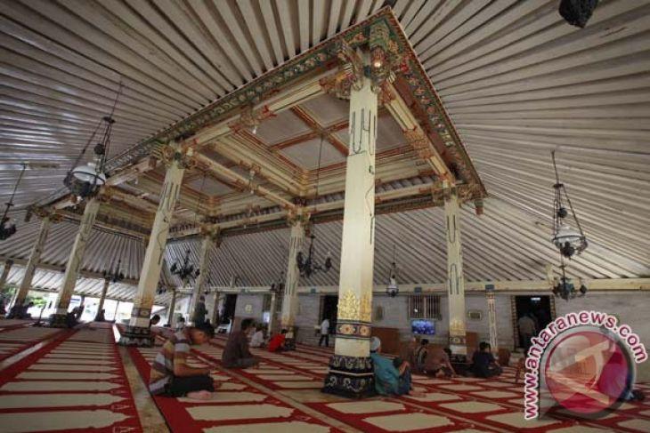 Masjid Gedhe Kauman Yogyakarta Antara News Kota
