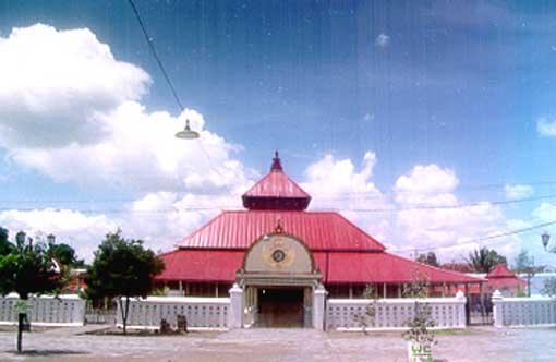 Masjid Gedhe Kauman Yogyakarta Balai Pelestarian Cagar Budaya Kota