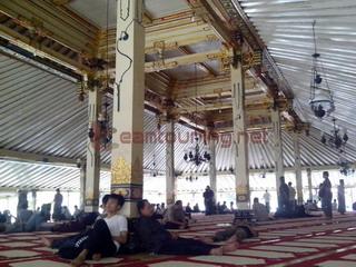Masjid Gedhe Kauman Yogyakarta Teamtouring Serambi Kota