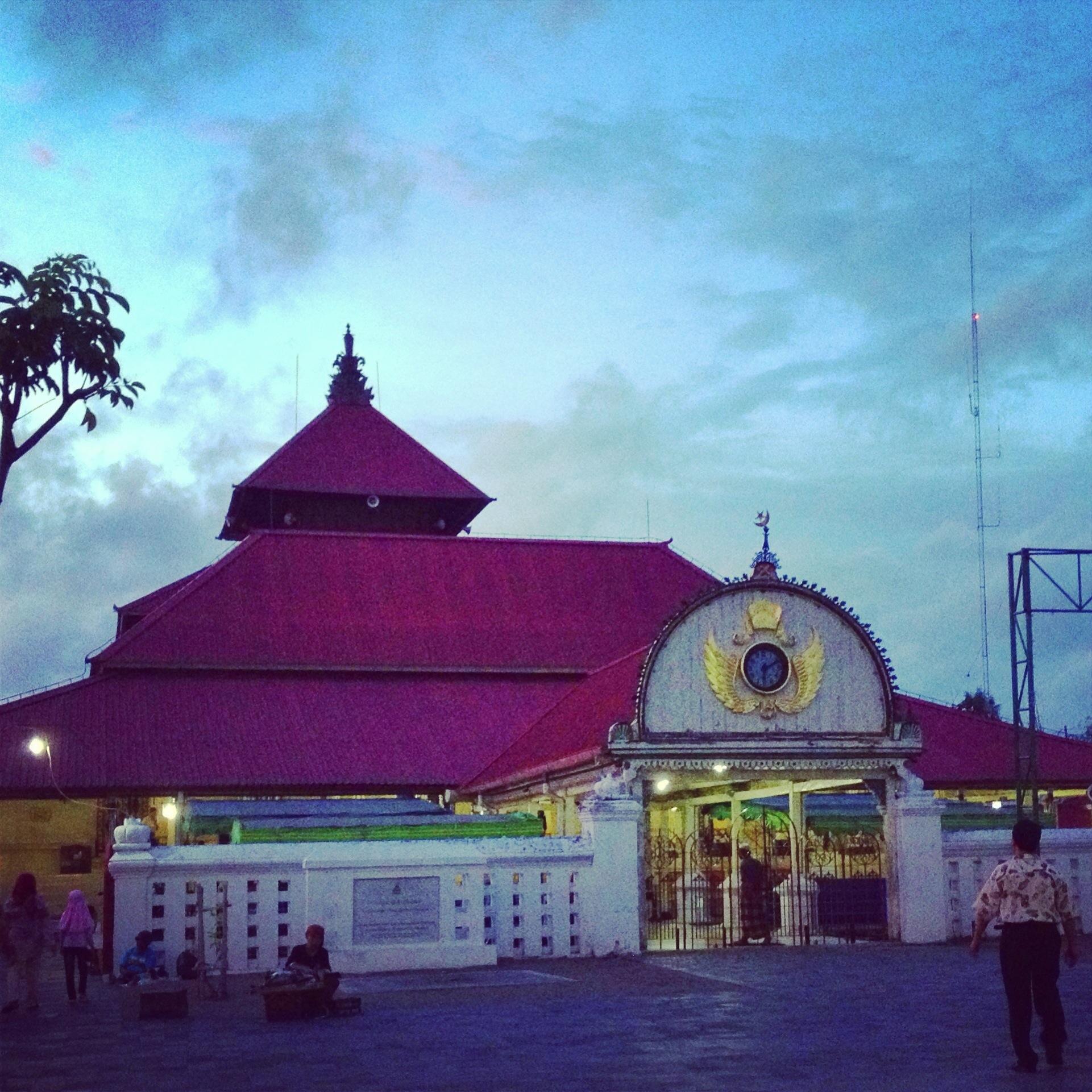 Masjid Keraton Otak Bercabang 20130207 073941 Jpg Gedhe Kauman Kota