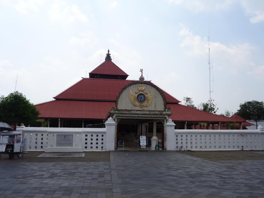 Masjid Raya Gedhe Kauman Yogyakarta Travelling Momma Kota