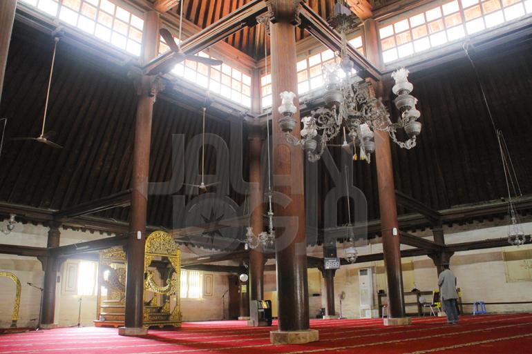 Menengok Sejarah Masjid Gedhe Kauman Jalanjogja Destinasi Kota Yogyakarta