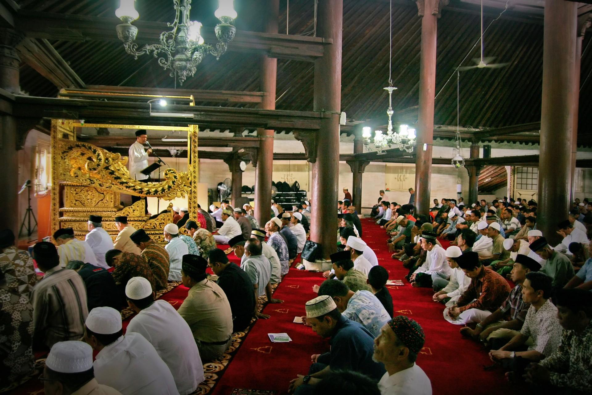 Program Kegiatan Masjid Gedhe Kauman Post Navigation Tentang Yogyakarta Kota