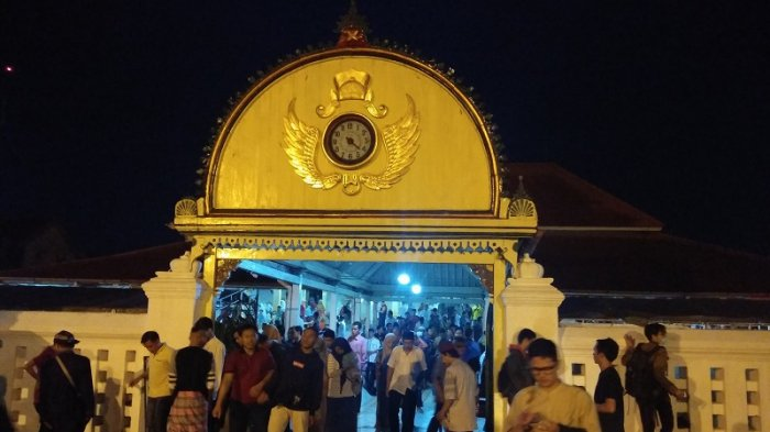 Ramadan Hari 2 Penceramah Masjid Gedhe Kauman Tribun Jogja Kota