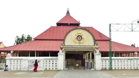 Rindu Masjid Gedhe Kauman Yogyakarta Kota