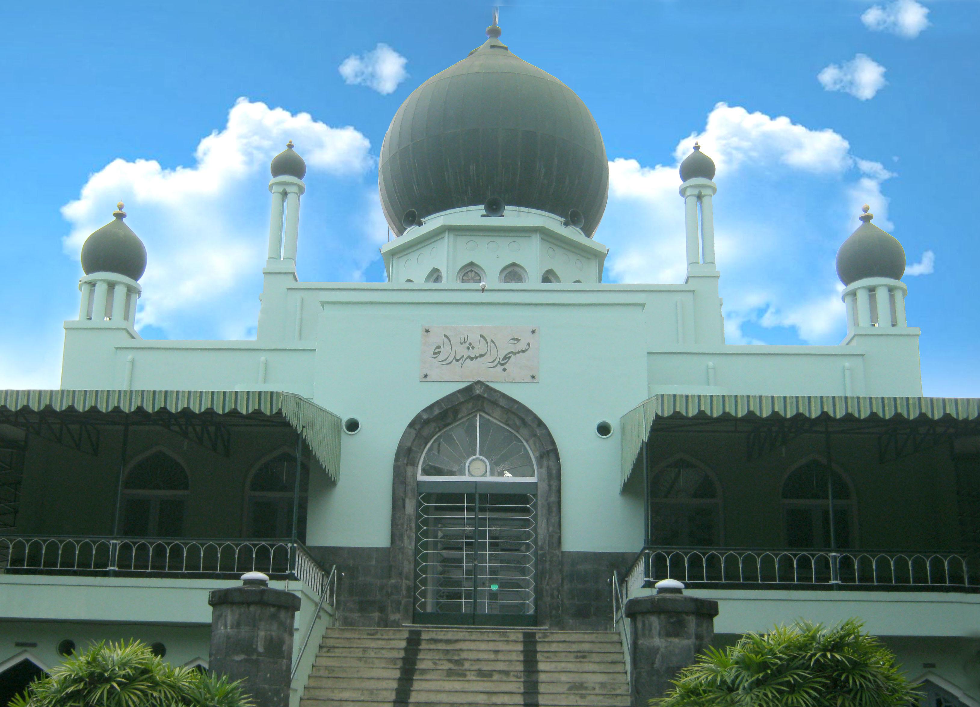 84b9d5a4abc6caad94b4459da6fa6917 Jpg Fasilitas Masjid Syuhada Kota Yogyakarta