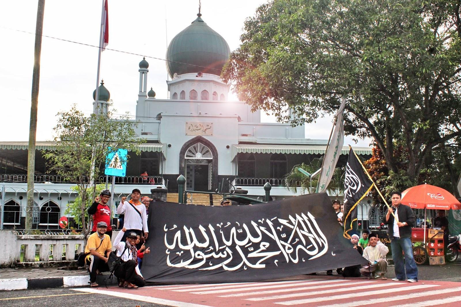 Dakwah Poros Hidup Kibaran Panjirasulullah Masjid Syuhada Yogyakarta Kota