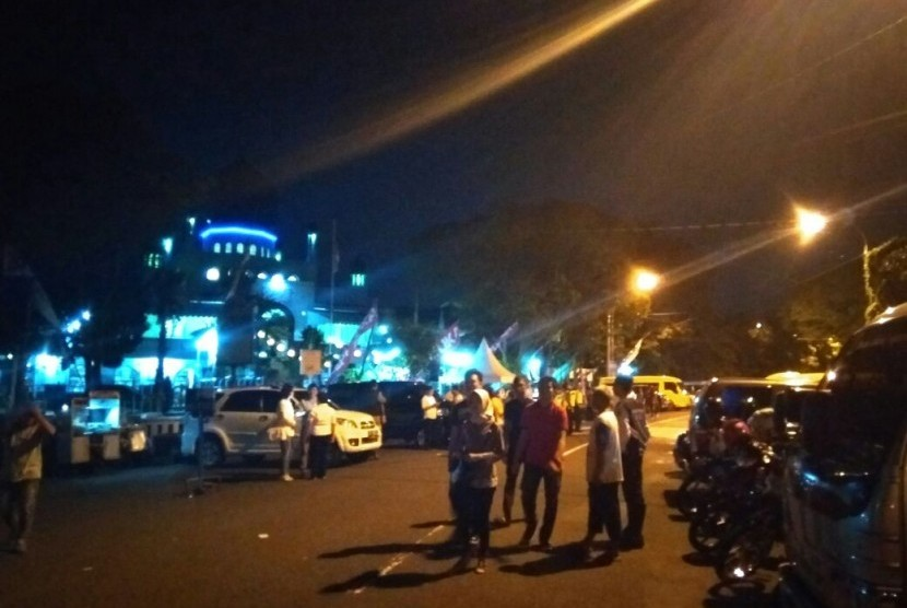 Kerukunan Ala Istiqlal Katedral Yogyakarta Republika Online Masjid Syuhada Gereja