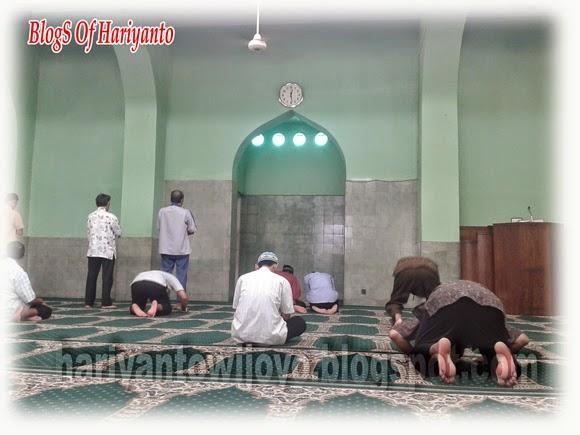 Masjid Agung Syuhada Yogyakarta Blogs Hariyanto Kota