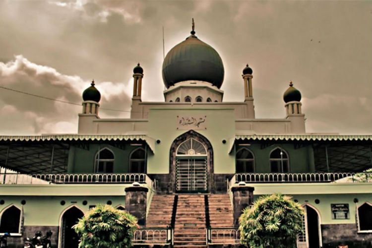 Masjid Syuhada Istiqlal Kemerdekaan Fuad Nasar News Kota Yogyakarta