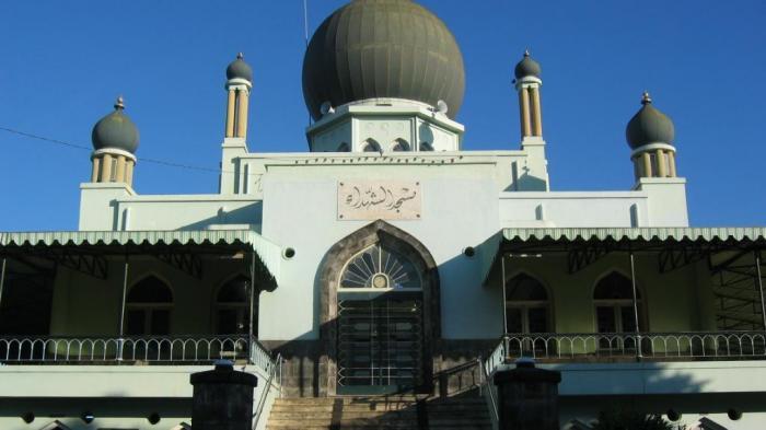 Masjid Syuhada Jadi Simbol Perjuangan Serambi Ummah Kota Yogyakarta