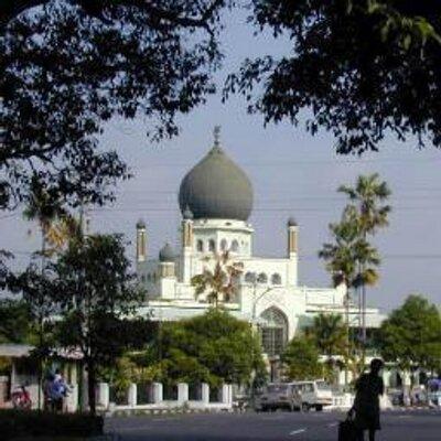 Masjid Syuhada Jogja Kita Twitter Kota Yogyakarta