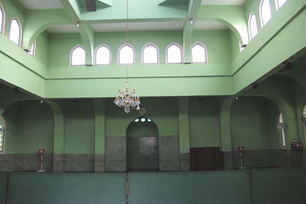 Masjid Syuhada Persembahan Bagi Pejuang Santri Alam Lantai Dasar Masyarakat