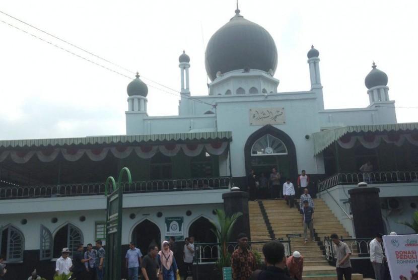 Masjid Syuhada Siapkan Bangunan Pusat Kegiatan Republika Online Yogyakarta Kota