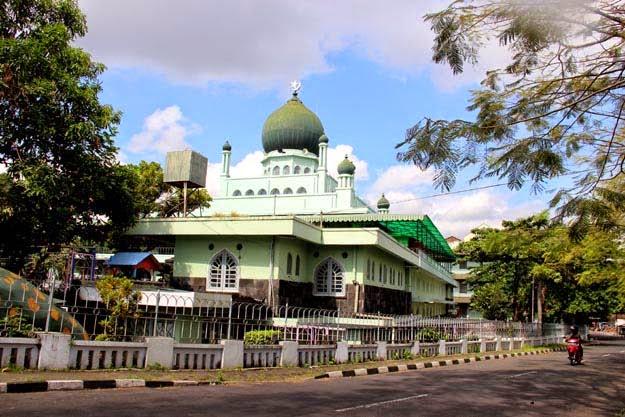 Masjid Syuhada Yogyakarta Hidup Indah Hidayah Islam Kota