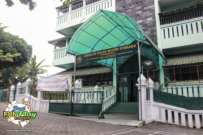 Melody Qur Masjid Syuhada Kotabaru Jogjakarta Justfun Sd Kota Yogyakarta