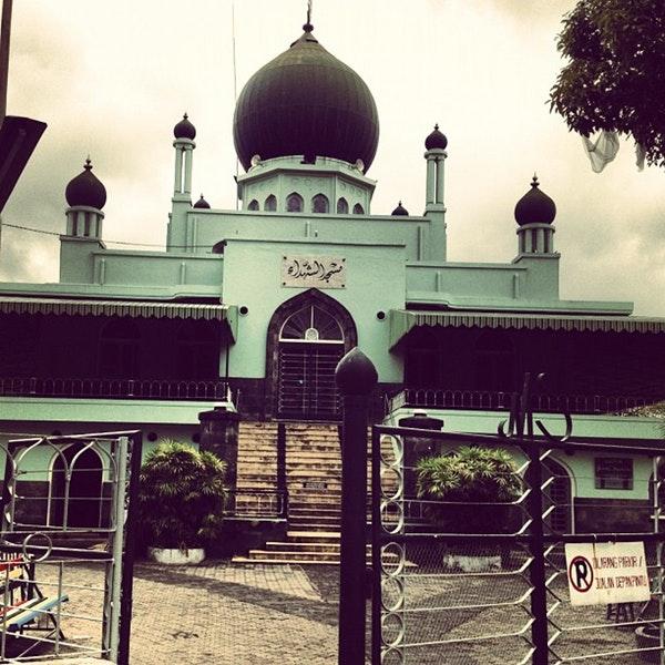 Photos Masjid Syuhada 44 Tips Photo Bagus 4 1 2012
