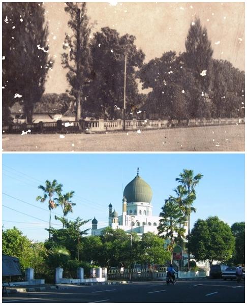 Rindu Masjid Syuhada Kotabaru Jogjakarta Dulu Foto Atas Lokasi Dimana