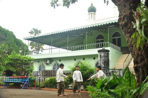 Rindu Masjid Syuhada Kotabaru Jogjakarta Salah Satu Sisi Kota Yogyakarta