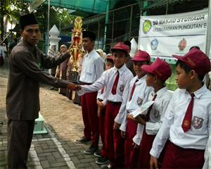 Sekolah Dasar Masjid Syuhada Mobile Kota Yogyakarta