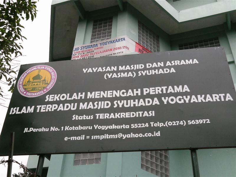 Sekolah Kita Slideshow Maker Masjid Syuhada Kota Yogyakarta