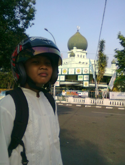 Sekolah Smpit Majid Syuhada Nurfajrian Blog Depan Masjid Yogyakarta Kota