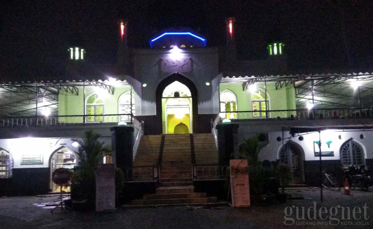 Semarak Ramadan Masjid Syuhada Kotabaru Yogya Gudegnet Kota Yogyakarta