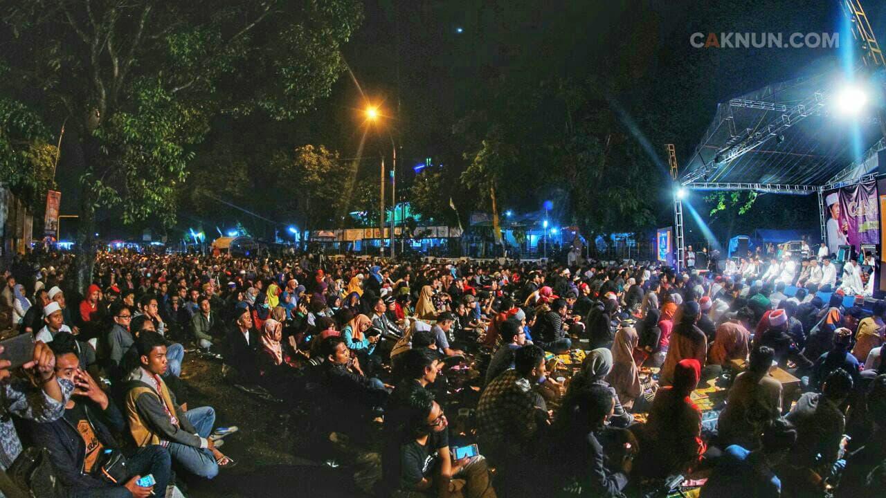 Sinau Bareng Milad 65 Masjid Syuhada Caknun Kota Yogyakarta