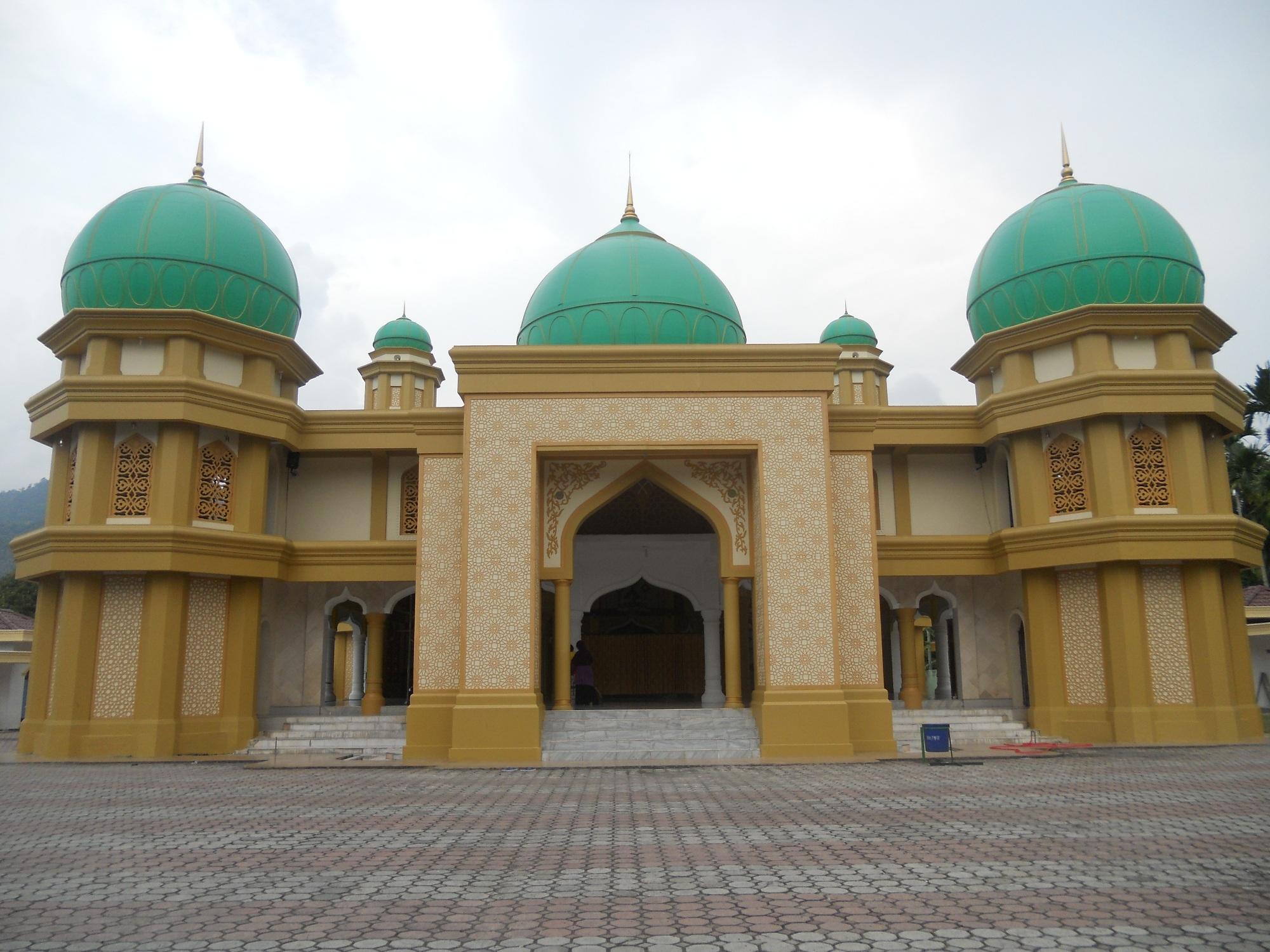 Sistem Informasi Masjid Indonesia Profil Mushalla Berdiri 1995 Terjadnya Tragedi