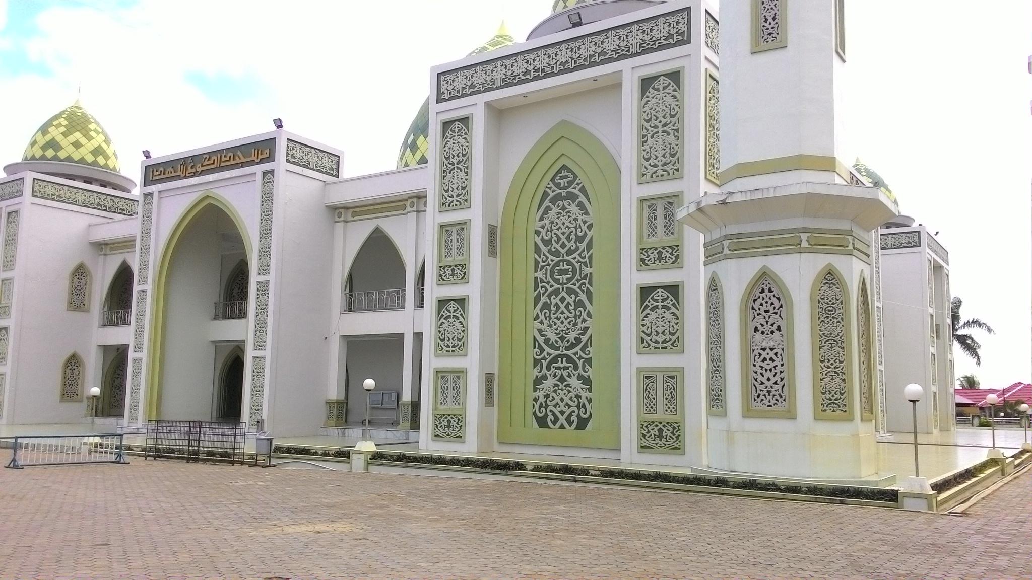 Sistem Informasi Masjid Indonesia Profil Mushalla Peta Perbesar Layar Syuhada