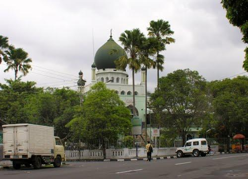 Syuhada Mosque Yogyakarta Masjid Kota