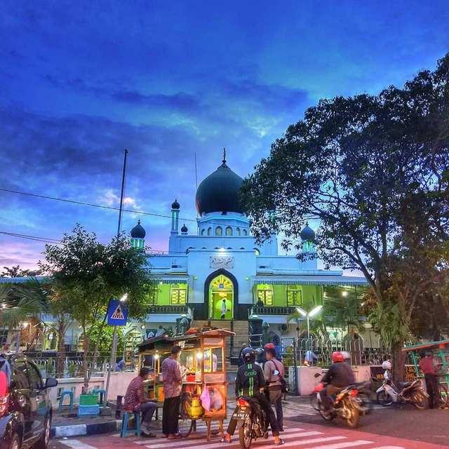 Syuhada Yogyakarta Saksi Bisu Pembela Tanah Air Masjid Kota