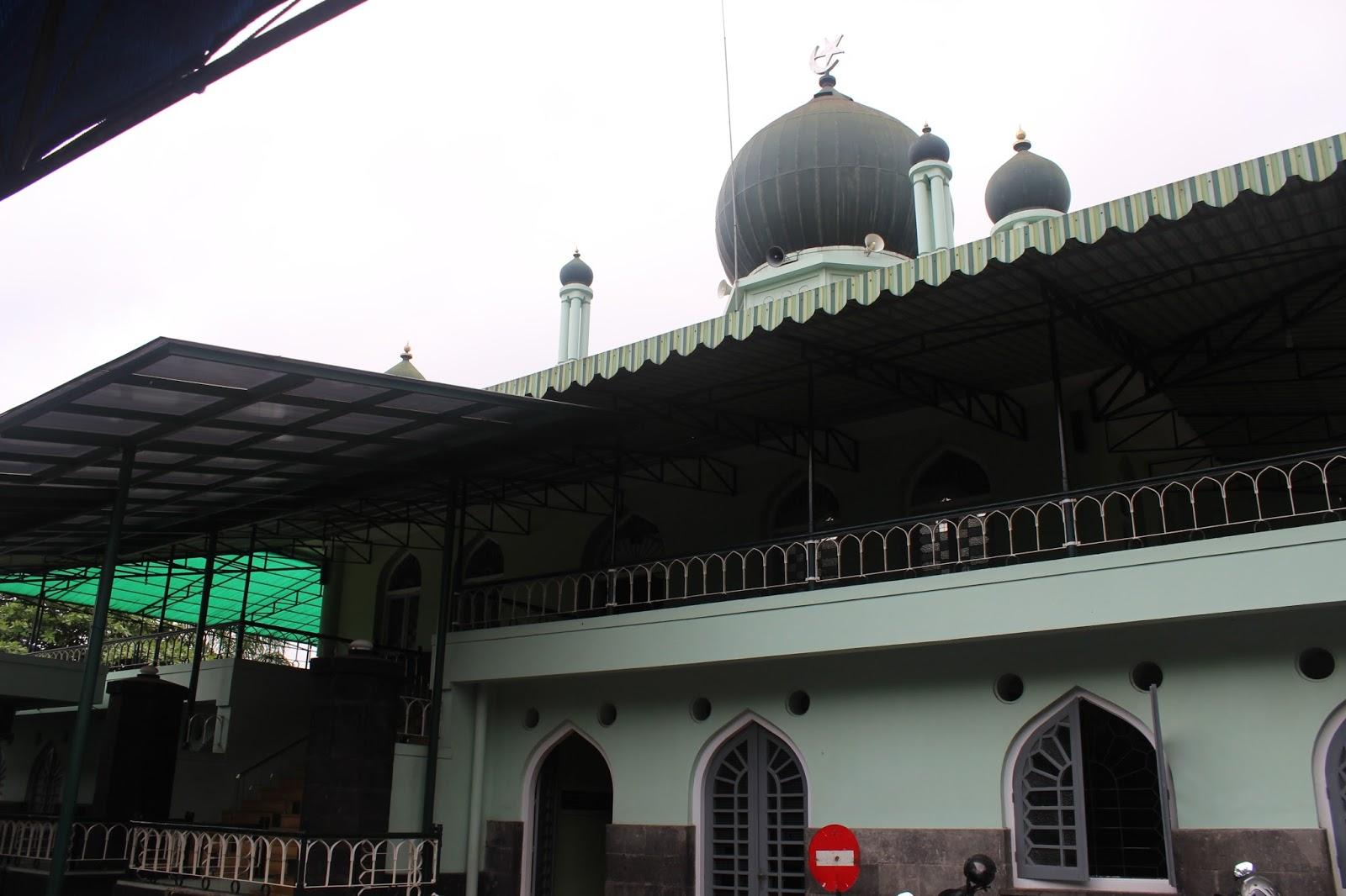 Une Histoire Berbuka Puasa Masjid Syuhada Yogyakarta Nih Penampakan Selasar