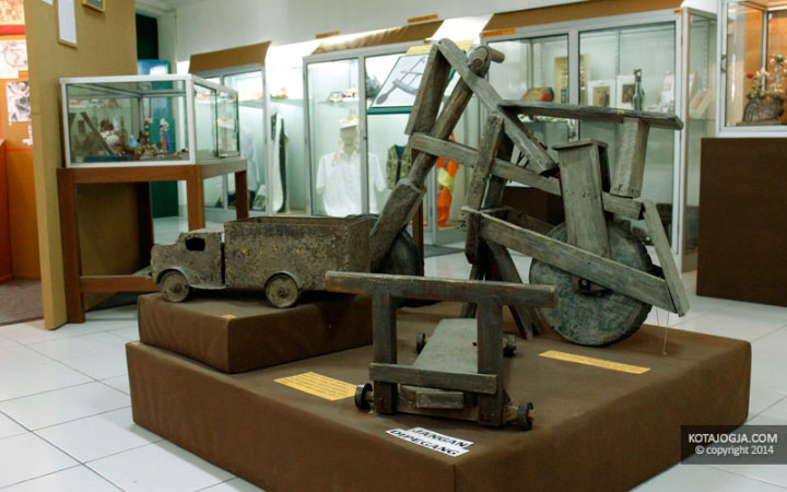 Anak Kolong Tangga 4 Kotajogja Museum Kota Yogyakarta