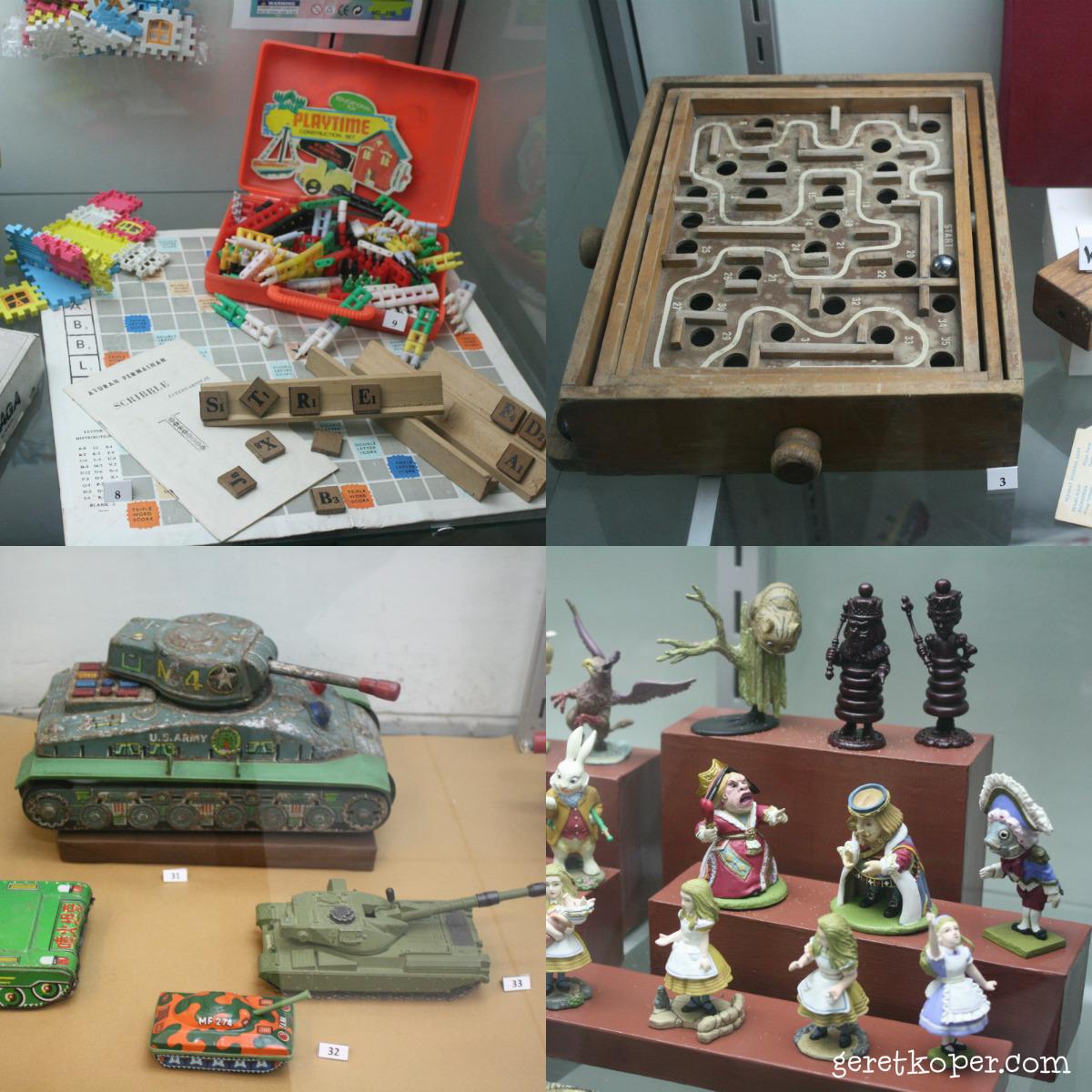 Berkunjung Museum Anak Kolong Tangga Yogyakarta Geret Koper Kakak Punya