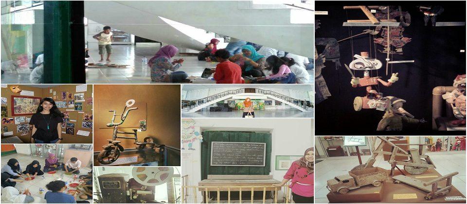 Bermain Sambil Belajar Museum Anak Kolong Tangga Rental Motor Jogja