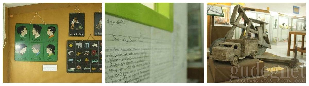 Fakta Mengenai Museum Anak Kolong Tangga Tutup Yogya Budi Kota