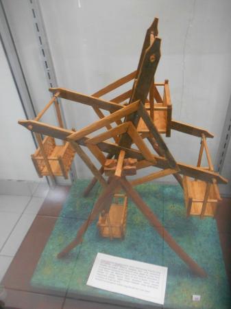 Kincir Putar Kayu Picture Museum Anak Kolong Tangga Yogyakarta Kota