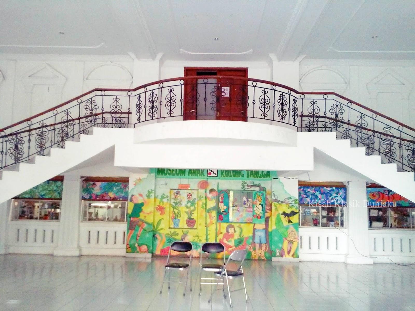 Kisah Klasik Duniaku Nostalgia Museum Anak Kolong Tangga Berdiri 2008