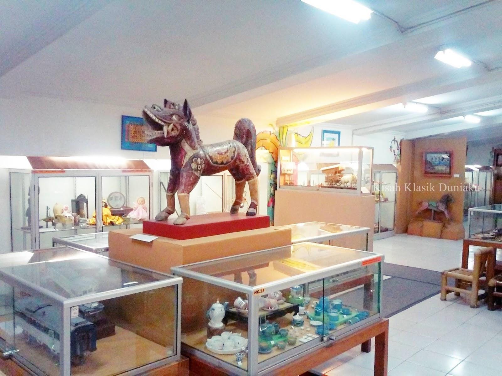 Kisah Klasik Duniaku Nostalgia Museum Anak Kolong Tangga Bisa Dibilang