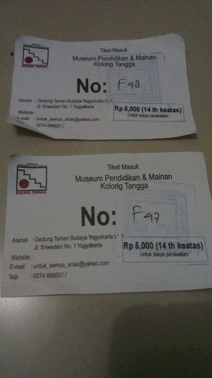 Life Sharing Giving Xplore Jogja Museum Mainan Anak Lokasi Jln