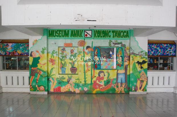 Museum Anak Kolong Tangga 10 Menarik Layak Dikunjungi Jogja Kota