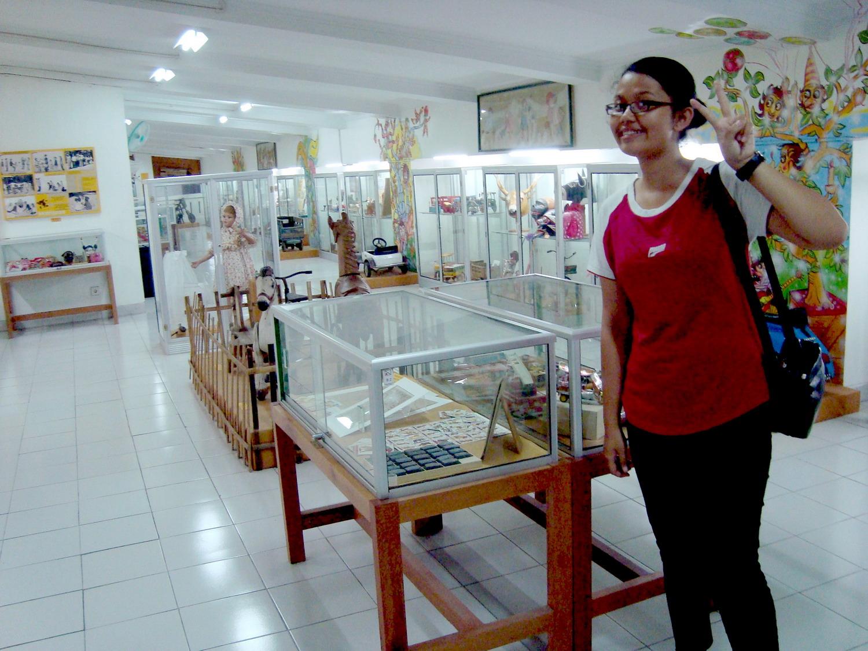 Museum Anak Kolong Tangga Bernostalgia Permainan Kecil Koleksi Mainan Kota