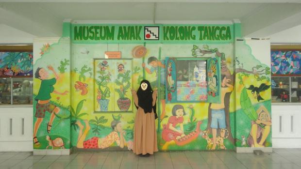 Museum Anak Kolong Tangga Mainan Pertama Indonesia Belajar Sejarah Udah