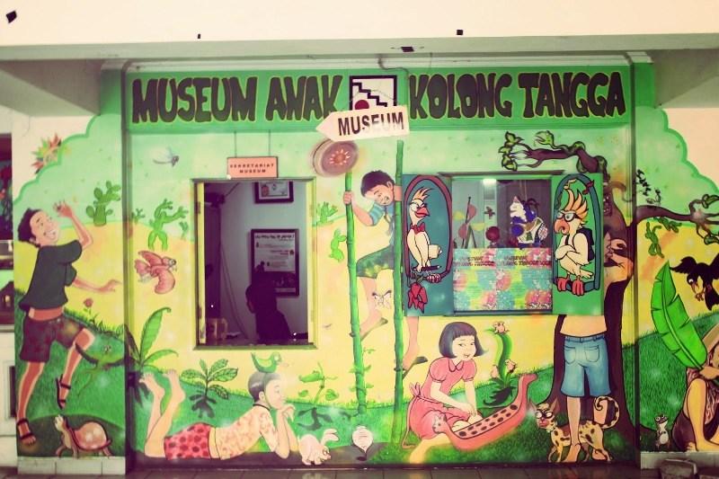 Museum Anak Kolong Tangga Mainan Pertama Indonesia Kota Yogyakarta
